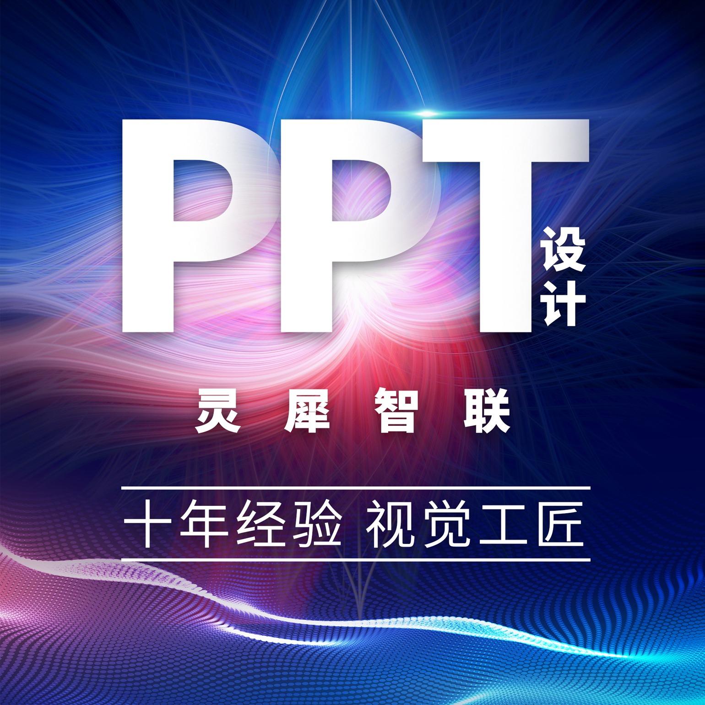 PPT设计制作排版美化招商融资路演宣传汇报演讲课件商业计划书