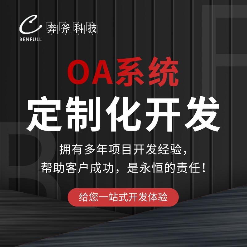 软件开发|系统定制|OA SAAS ERP CRM 功能开发
