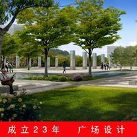 园林景观设计景观 效果图 景观规划设计小区公园学校公装景观 效果图