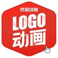 logo动画设计/动态logo/片头公众号banner小视频