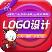 广告公司商标设计文旅文化字母化妆品农业食品服装品牌logo