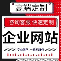民营医院网站建设展示网站制作响应式网站开发网页UI界面设计