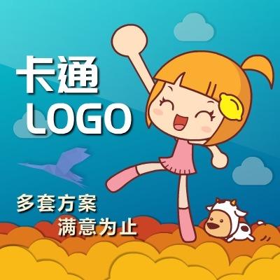 企业卡通LOGO设计吉祥物卡通形象设计企业吉祥物LOGO动画