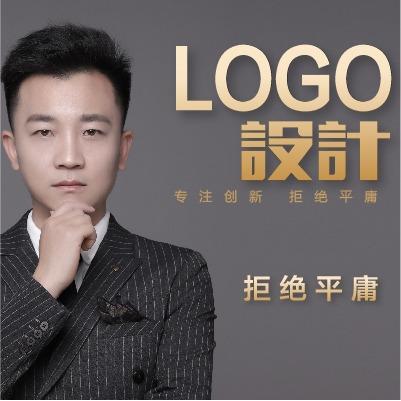 科技logo设计app图标字体设计物流服装水果超市LOGO设