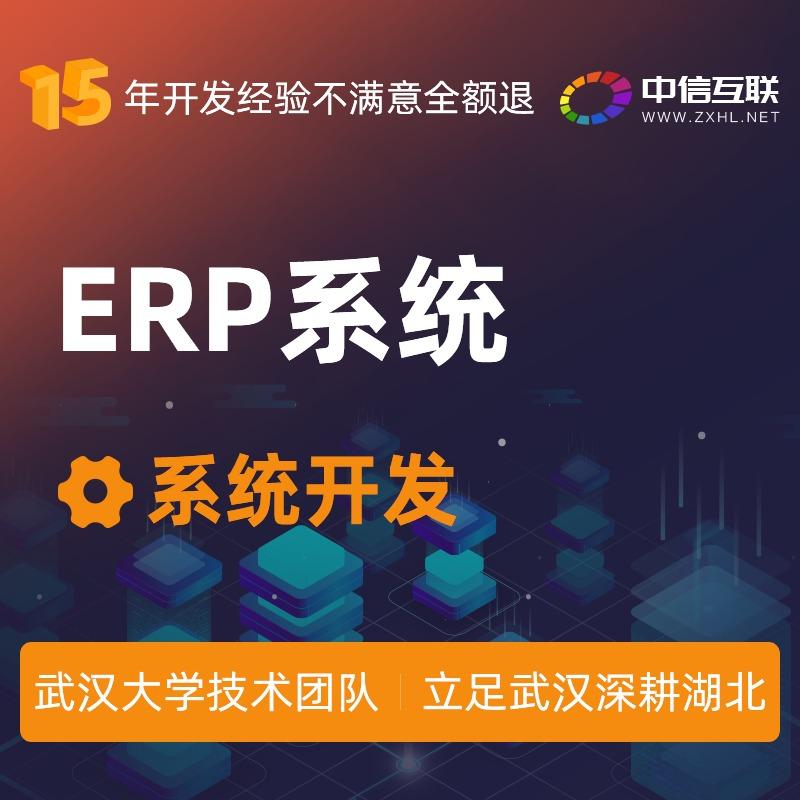 ERP系统开发、系统开发、BS系统开发、sass系统开发