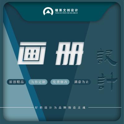 画册 设计 产品画册公司宣传册政府活动手册 设计 招商手册