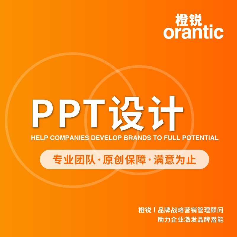 ppt设计ppt美化PPT制作PPT模板制作企业演示文稿