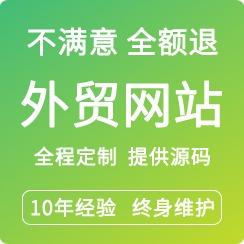 外贸网站开发/外贸商城网站开发/小语种外贸网站/电商模板