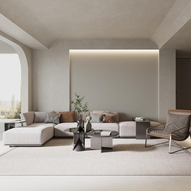 现代侘寂极简简约家装设计家装新房设计室内装修效果图设计