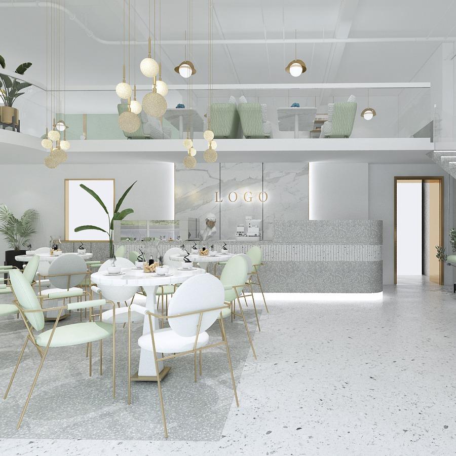 【餐饮设计】餐饮设计店铺装修店铺设计咖啡店奶茶店设计餐厅设计
