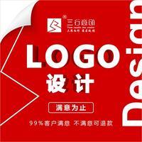 LOGO设计品牌公司标志商标设计logo高端定制中英文可注册