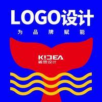 logo设计教育医疗美容食品餐饮企业品牌公司标志卡通字体商标