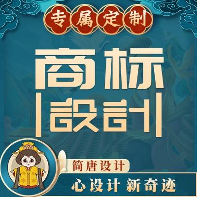 商标设计卡通形象设计图形商标设计字体商标设计英文商标设计