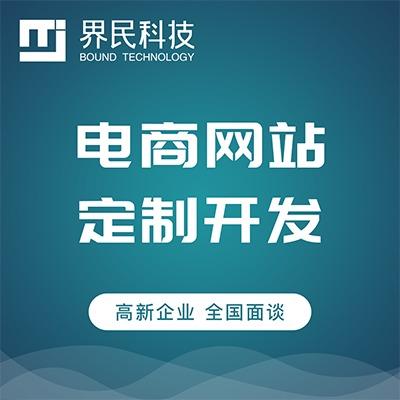 江苏电商网站定制开发b2b2c平台制作设计商城开发搭建多商家