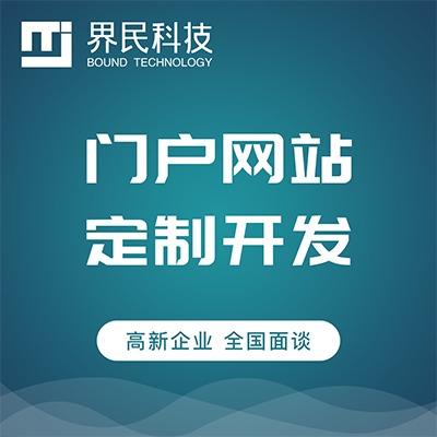 门户网站开发 高端网站建设 复杂网站开发 大型定制网站 建站