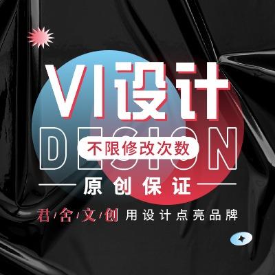 企业形象设计酒店宾馆品牌形象设计教育培训总监VI视觉设计