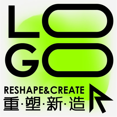 公司品牌企业餐饮字体英文原创卡通LOGO设计商标设计标志