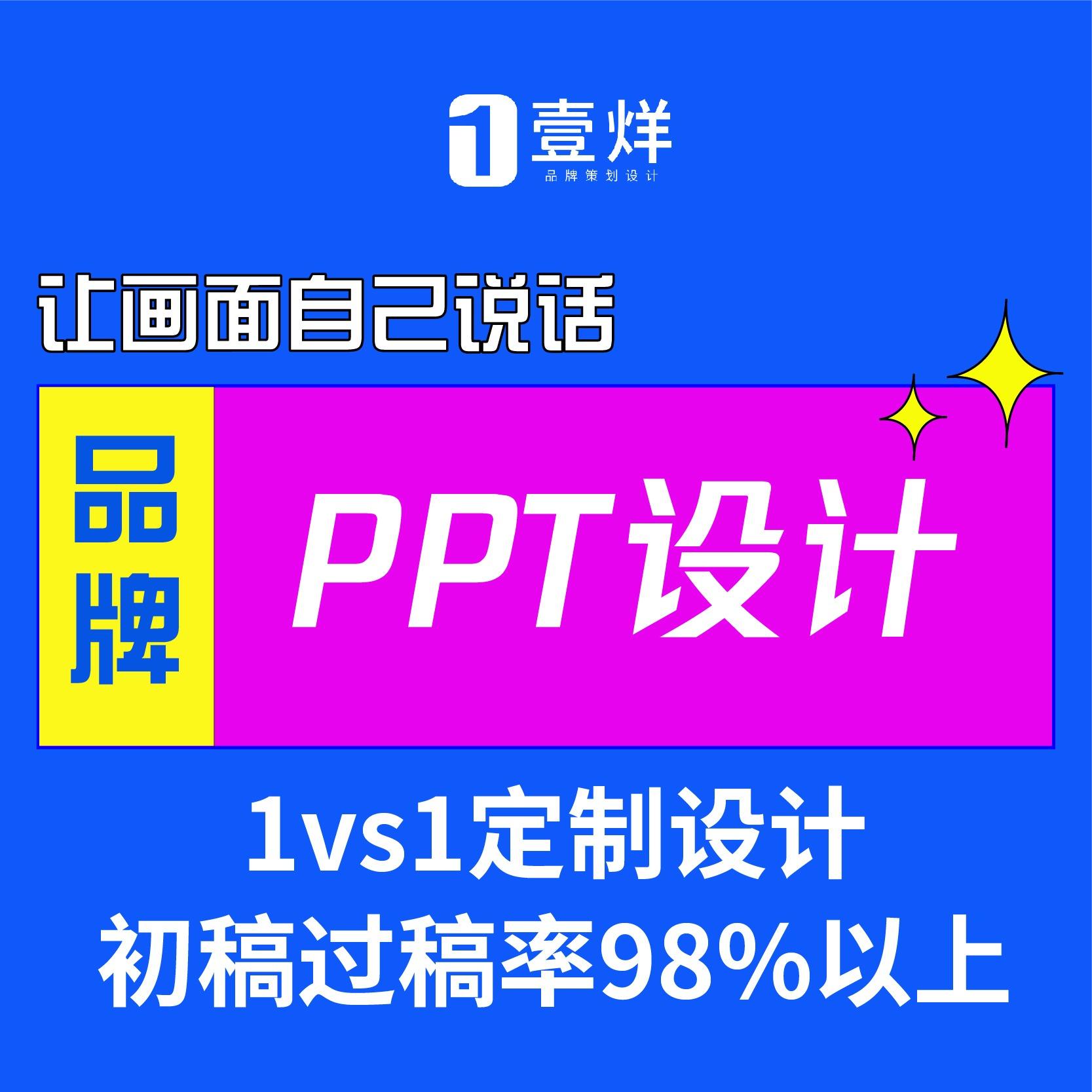专业PPT设计制作ppt美化商业演讲招商课件简历PPT