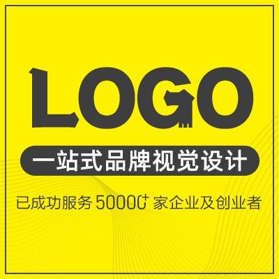 LOGO 设计标志设计企业公司网店 logo 标志商标原创设计满意