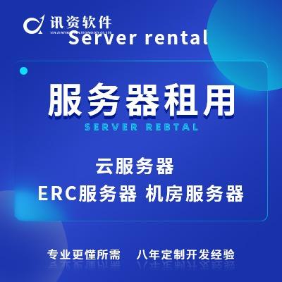 香港云服务器租用 云储存IERC服务器 新加坡机房服务器租用