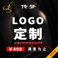logo设计初稿logo卡通表情logo形象品牌