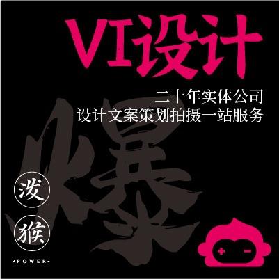 VI导视系统规范企业宣传物料制作辅助图形设计VI礼品定制设计