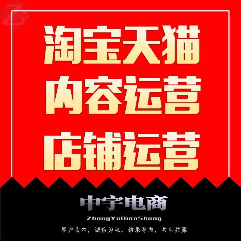 淘宝天猫代运营手淘搜索流量优化内容运营无线搜索营销站内推广