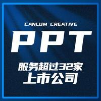 PPT设计排版动态ppt制作美化招商融资路演宣传汇报演讲模板