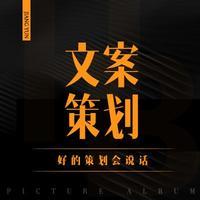 品牌发布淘宝天猫京东创业新品产品公益众筹 策划 文案写作撰写方案
