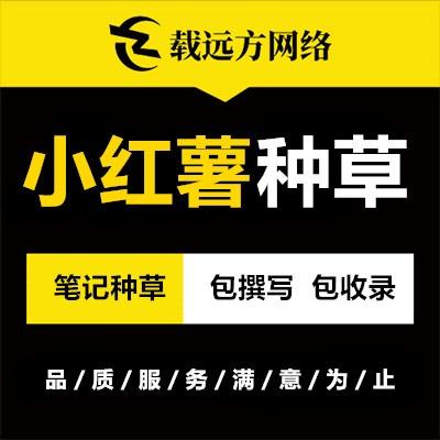 小红薯kol素人推荐引流笔记品牌文案 营销 策划新媒体文案策划