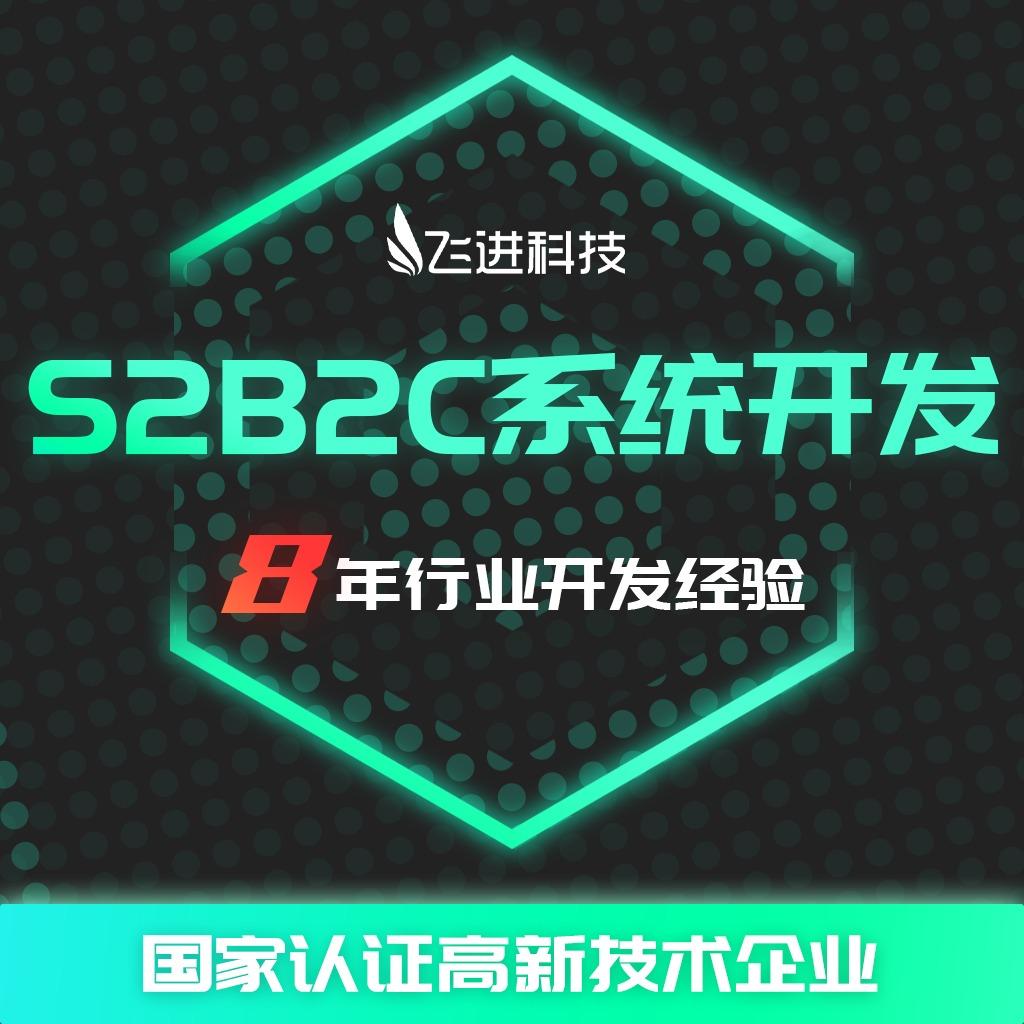 B2C系统开发商城系统开发软件开发小程序应用app定制