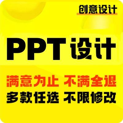 ppt设计制作优化美化演讲招商路演汇报课件模板动态定制策划