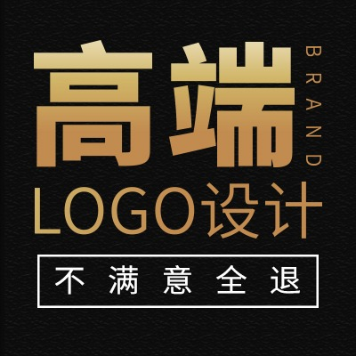 公司 logo 设计图文原创标志VI画册包装卡通形象起名商标设计