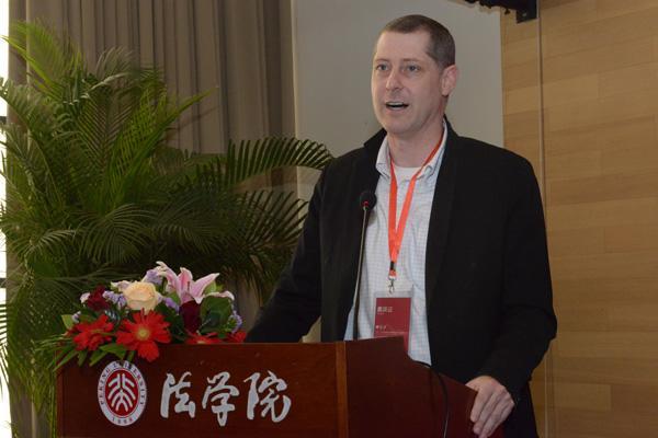 Brent Irvin:中国知识产权保护环境比很多人想象的好