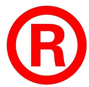 商标符号r怎么打出来