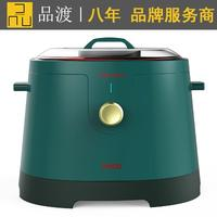 工业设计产品设计外观设计电饭锅吸尘器扫地机制冰机燕窝壶咖啡机