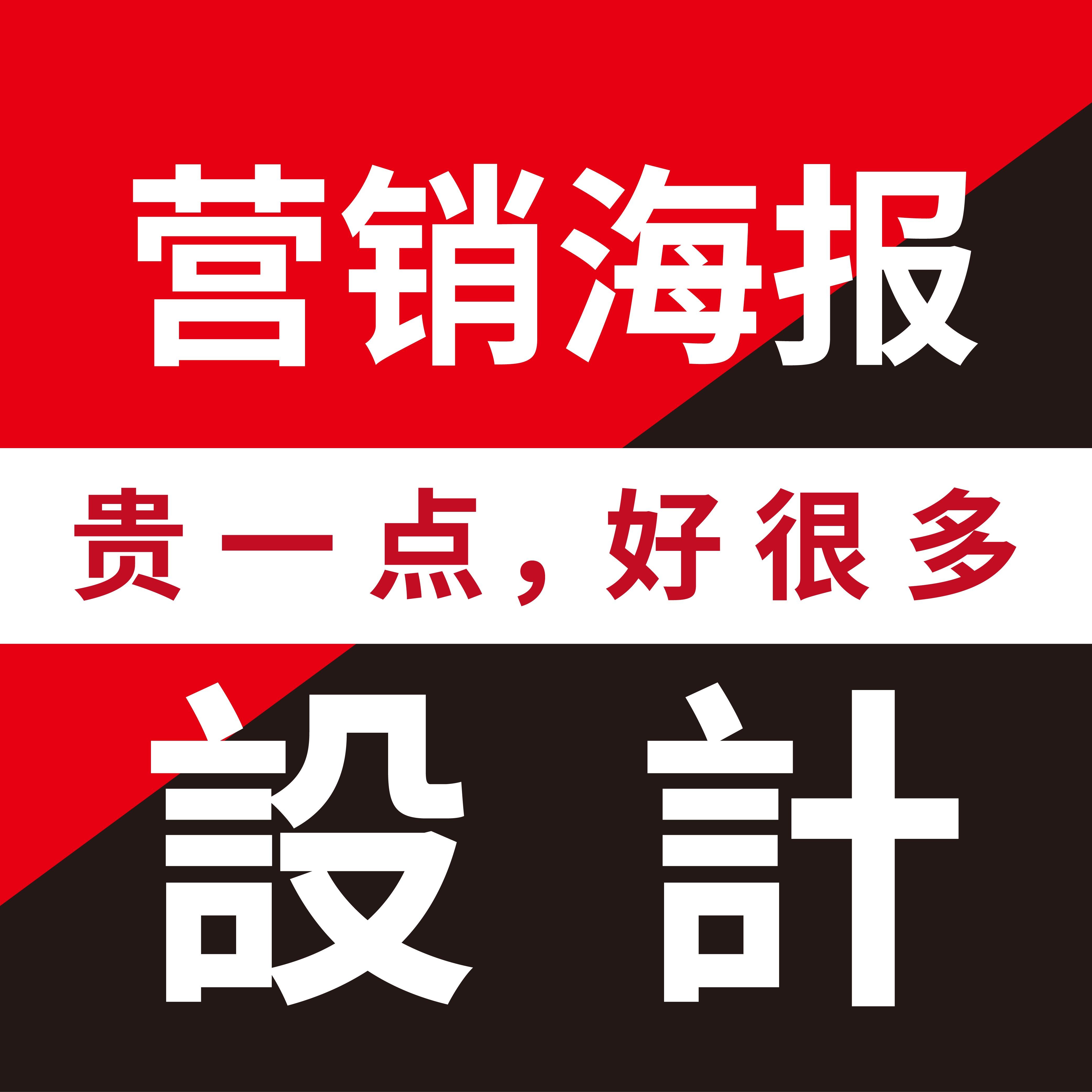 海报设计易拉宝展架活动海报促销海报广告设计宣传海报