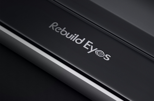 Rebuild Eyes LOGO设计 yi-设计第十八戒高级会员  投标-猪八戒网