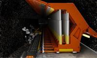煤矿生产流程VR教育仿真系统安全教育体验馆体验站安全教育体验