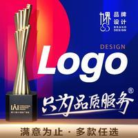 企业餐饮品牌标志LOGO设计公司商标设计logo设计标识图形