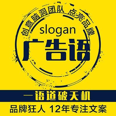 产品牌招商企业品牌策划宣传活动营销促销广告语口号slogan