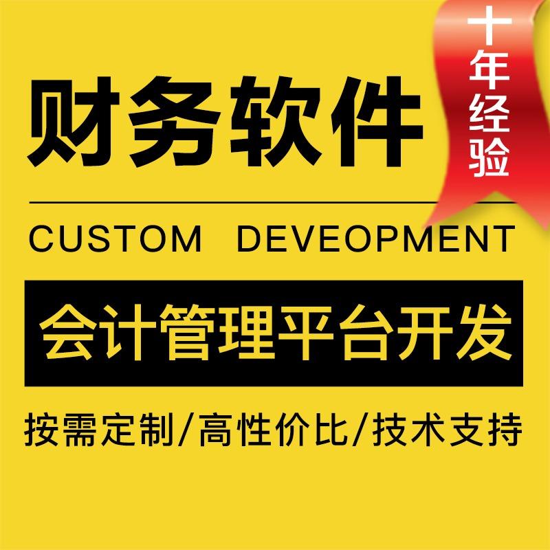 企业 财务 软件 定制 开发  财务 软件  财务系统 会计 管理 平台 财务