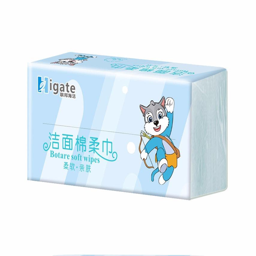 日用品包装纸巾包装产品包装平面包装棉柔巾包装