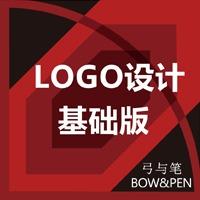 【LOGO设计图文】公司品牌VI门店企业商标志设计餐饮卡通