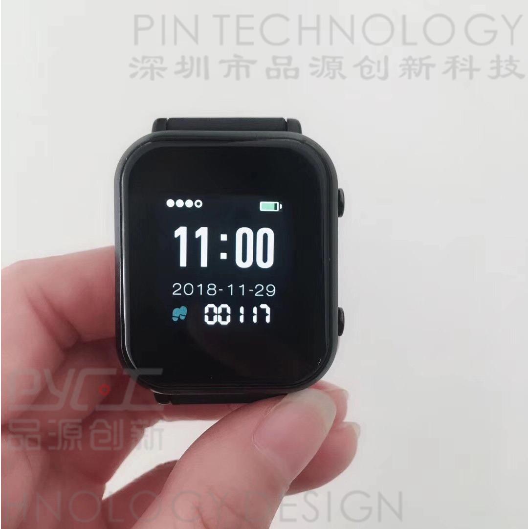 NB-IOT 智能定位手环 智能定位手表 超低功耗 方案定制