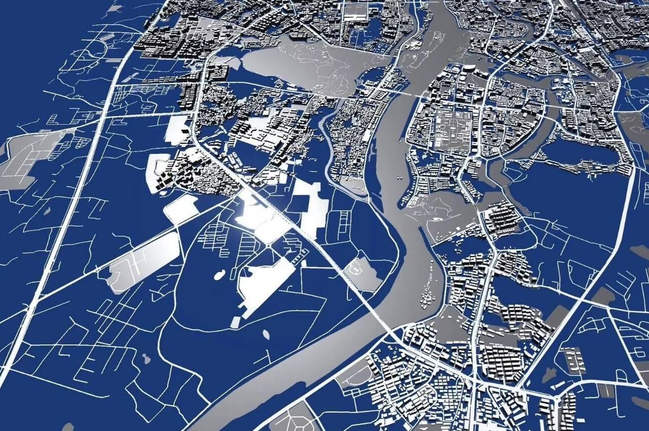 离线GIS在线地图三维GIS可视化3D场景可视化平台定制<hl>开发</hl>