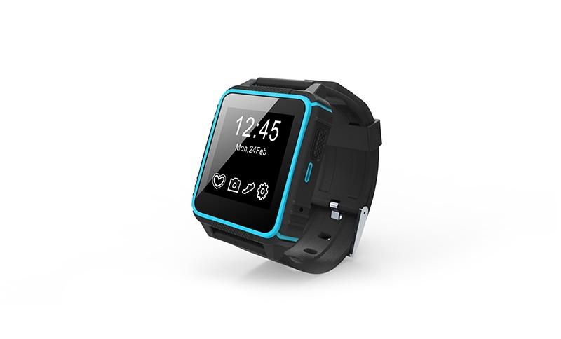 三防智能健康检测定位手表