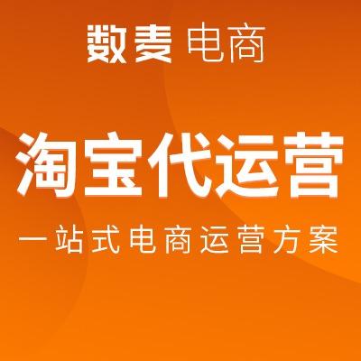 淘宝天猫京东代运营网店运营店铺运营整店托管拼多多代运营