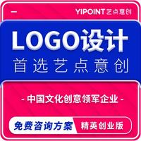 LOGO图文设计设计商标头像设计科技LOGO制作企业标志设计