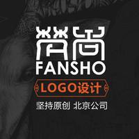 梵尚卡通 LOGO 餐饮行业文化教育金融保险企业品牌商标设计